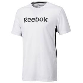 Reebok リーボック グラフィックテックトップTシャツ ホワイト Z83236