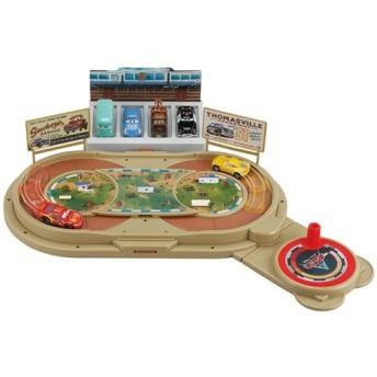 カーズ トミカ アクションコース トリプル バトル コース おもちゃ こども 子供 男の子 ミニカー 車 くるま 3歳