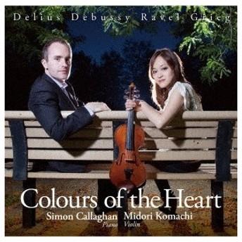 (クラシック)/Colours of the Heart 【CD】