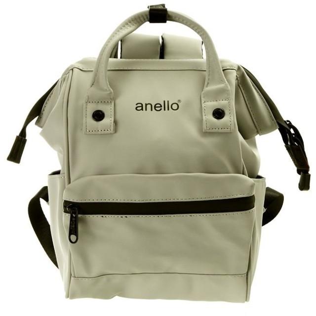 anello アネロ マットラバー口金ミニリュック AT B2812