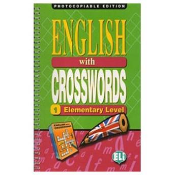 ELI English with Crosswords 1 Elementary Level Photocopiable Resource Book