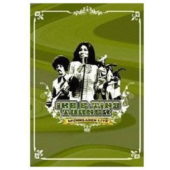 Ike&Tina Turner / Musikladen Live 【DVD】