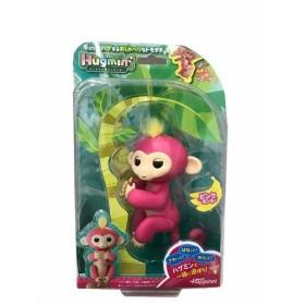 小っちゃな手のりモンキー ハグミン ピンク  おもちゃ 雑貨 バラエティ