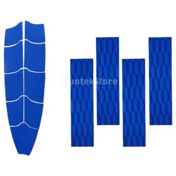 9個+4個 EVA サーフボード SUP サーフィン トラクションパッド グリップ デッキパッド 牽引パッド