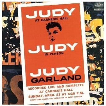 【輸入盤】JUDY AT CARNEGIE HALL/ジュディ・ガーランド