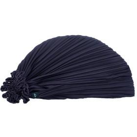 Ellesse エレッセ  レディース 水泳帽  プリーツキャップ ES94705 パープル