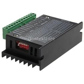 ステッパモータドライバ TB6600 ステッピングモータ 単軸 4A コントローラ 9〜40V CNC 電気