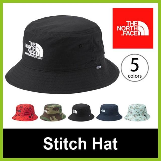 THE NORTH FACE ノースフェイス スティッチハット Stitch Hat NN01629 帽子 ハット