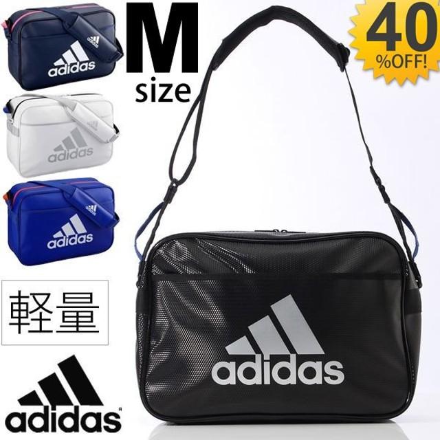 エナメルバッグ アディダス adidas Mサイズ/軽量 ライト タフショルダーバッグ /KBQ64
