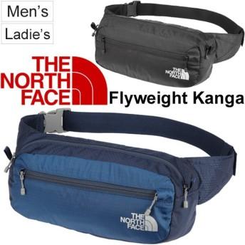 ザノースフェイス ウエストバッグ THE NORTH FACE Flyweight Kanga フライウェイトカンガ 正規品 ウエストポーチ トレッキング アウトドア 鞄 かばん/NM81612