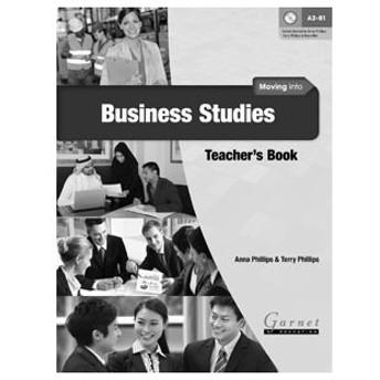 Garnet Education Moving into Business Studies Teacher's Book