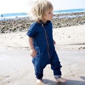 ロンパース オールインワン ベビー 女の子 男の子 ガールズ ボーイズ 女児 男児 ベビー用 赤ちゃん用 赤ちゃん あかちゃん 半袖 ジッパー ファス