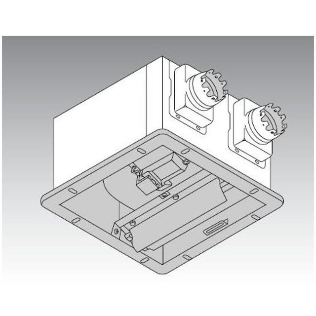 パナソニック 換気扇 気調・天埋熱交換形換気扇 ルーバー別売タイプ FY-15ZBK3[新品]