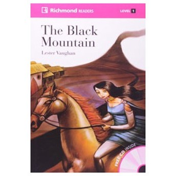 Richmond Publishing Richmond Readers Level 1 The Black Mountain (with CD)
