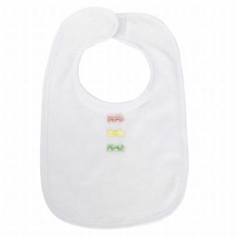 Neat Solutions ニートソリューション 乳児用よだれかけ インファント ビブ10枚入 ホワイト 10枚