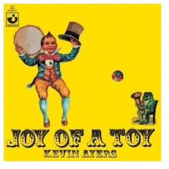 ケヴィン・エアーズ/おもちゃの歓び 【CD】