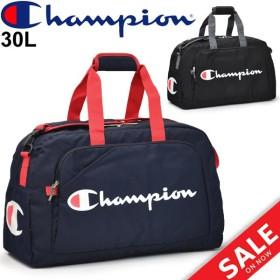 ボストンバッグ メンズ レディース チャンピオン champion スポーツバッグ 30L ダッフルバッグ 部活 トレーニング ジム 旅行 鞄 かばん/C3-LS764B