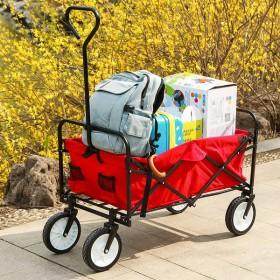 アウトドアキャリーワゴン アウトドアワゴン キャリーワゴン キャリーカート マルチキャリー 軽量 耐荷重150kg 折り畳みワゴン 折りたたみワゴン