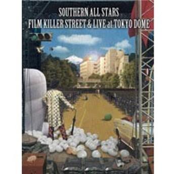サザンオールスターズ FILM KILLER STREET(Director's Cut) & LIVE at TOKYO DOME ノーマルパッケージ 【通常版】 【DVD】