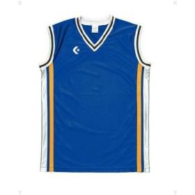 CONVERSE コンバース ウィメンズゲームシャツ CB36714 CB36714 ロイヤルブルー×ホワイト