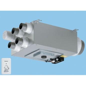パナソニック 換気扇 集中気調システム FY-18KED1● 小口径セントラル換気システム 天井埋込形 吸込み3箇所用
