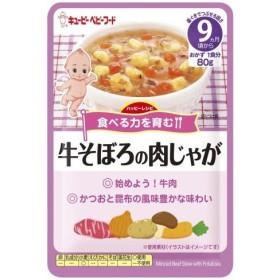 キユーピー HR−4 ハッピーレシピ 牛そぼろの肉じゃが 80g