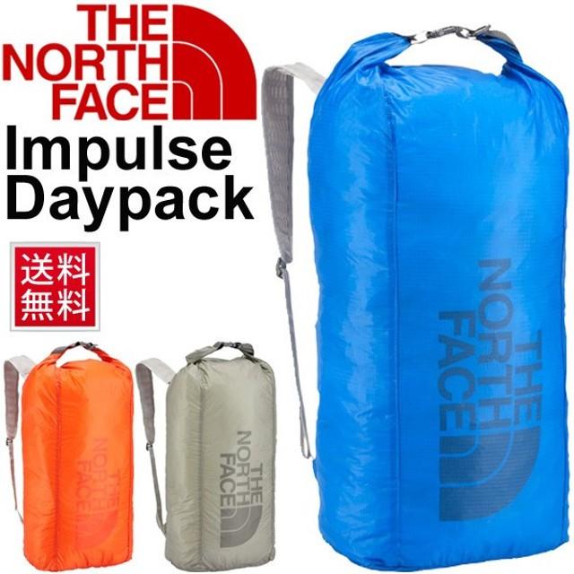 ノースフェイス THE NORTH FACE インパルス デイパック 18L バックパック リュック バッグ アウトドア メンズ レディース ポケッタブル 携帯 サブバッグ/NM61529