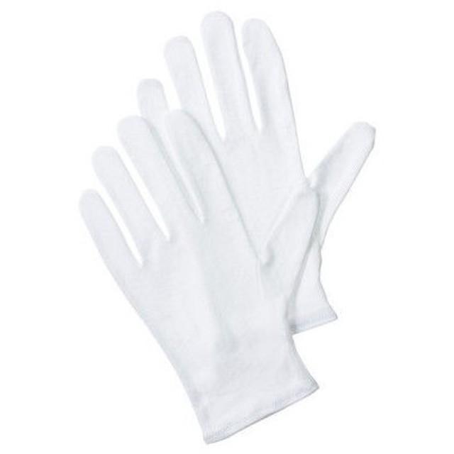 現場のチカラ ミタニコーポレーション 品質管理用手袋 綿混スムス LL 210109 1袋(12双入)