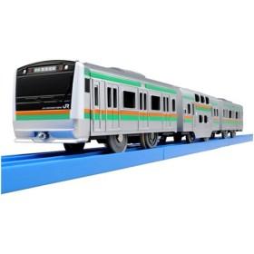 プラレール S-31 E233系湘南色  おもちゃ こども 子供 男の子 電車 3歳