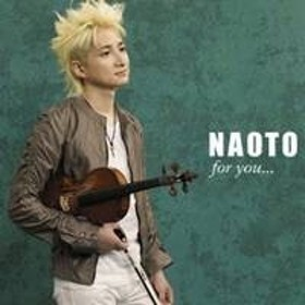 NAOTO/for you... 【CD】