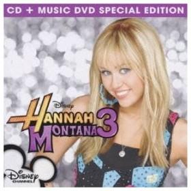 (オリジナル・サウンドトラック)/シークレット・アイドル ハンナ・モンタナ3 サウンドトラック スペシャルエディション 【CD+DVD】