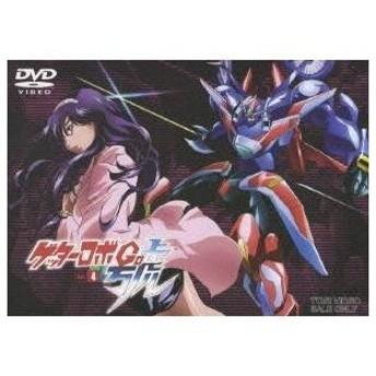 ゲッターロボ號 Vol.4 【DVD】