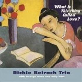リッチー・バイラーク・トリオ/恋とは何でしょう 【CD】
