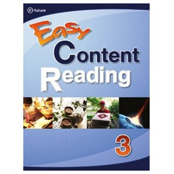 e-future Easy Content Reading 3 Student Book (with CD)