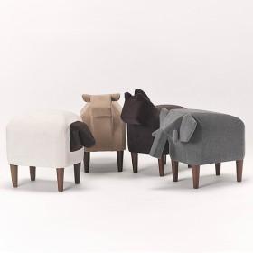 フレンズースツール  セメントプロデュースデザイン イス チェア Frien'Zoo Stool 動物 スツール ぞう 馬 ヒツジ ラクダ CEMENT PRODUCE DESIGN  全4種