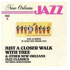 【輸入盤】Just a Closer Walk With Thee &/NewOrleansJazz