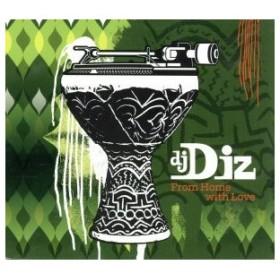 【輸入盤】From Home With Love/DJDiz