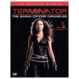 ターミネーター:サラ・コナー クロニクルズ <セカンド・シーズン>Vol.1 【DVD】