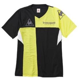 ルコック lecoq 半袖プラクティスシャツ Ladies' QS091241L BLK