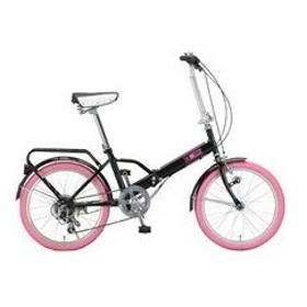 レイチェル RAYCHELL 折畳自転車 MF-206RC-BK ブラック