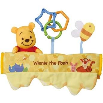 ディズニー くまのプーさん Dear Little Hands 手遊びいっぱいベビーカーフレンズ おもちゃ こども 子供 知育 勉強 ベビー 0歳4ヶ月