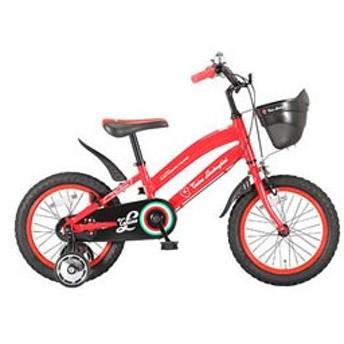 ランボルギーニ LAMBORGHINI 子供用 自転車 LAM-KIDS16AL-RD レッド 代引不可