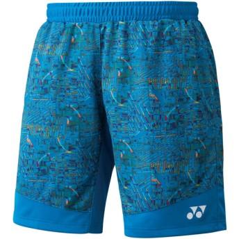 Yonex ヨネックス メンズ テニスウェア ニットハーフパンツ 15061 インフィニットブルー