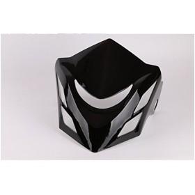 GROM グロム MSX125 フロントマスク 黒