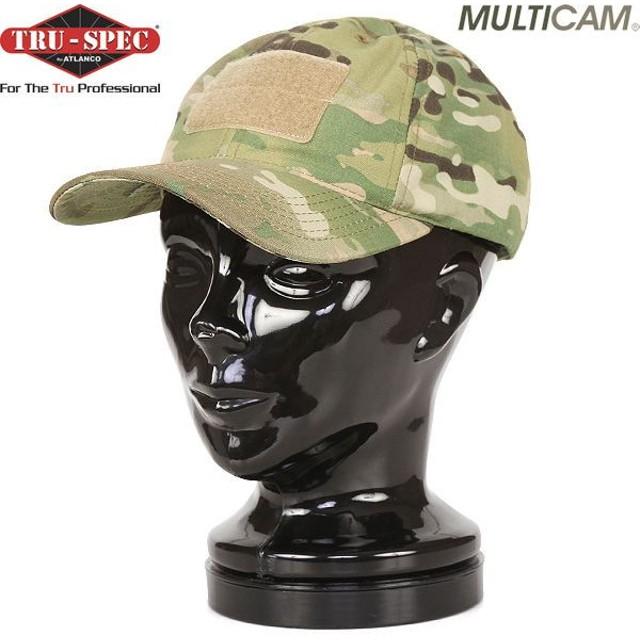 TRU-SPEC トゥルースペック CONTRACTOR'S キャップ Multicam ミリタリーキャップ 【クーポン対象外】 ブランド
