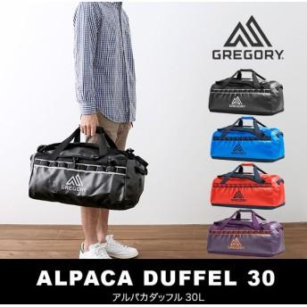 グレゴリー アルパカダッフル 30L | 正規品 | GREGORY|ダッフルバッグ|ALPACA DUFFEL 30 フェス イベント 音楽 野外