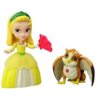 ちいさなプリンセス ソフィア かわいいなかまたち アンバーとジャスパー おもちゃ こども 子供 女の子 ままごと ごっこ 3歳 ディズニープリンセス