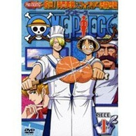 ONE PIECE ワンピース セブンスシーズン 脱出!海軍要塞&フォクシー海賊団篇 PIECE.1 【DVD】