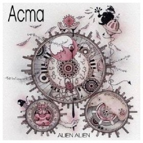 ACMA/ALIEN ALIEN 〜エイリアン営利案〜 【CD】