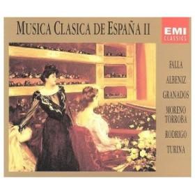 【輸入盤】Musica Clasica Espana V2/(オムニバス)